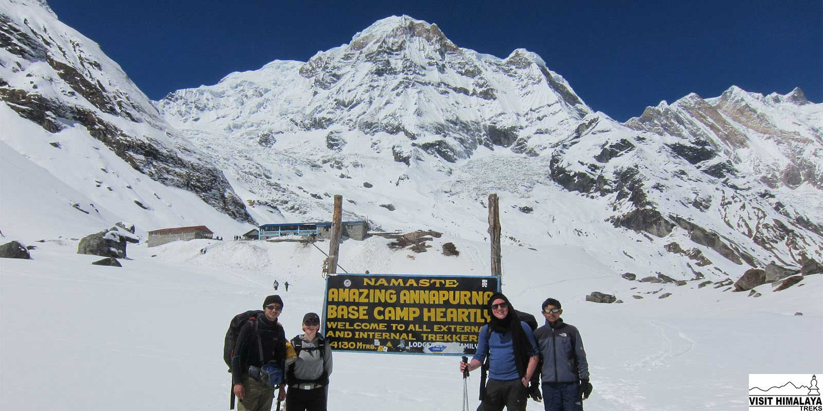 Annapurna Base Camp 11 Days